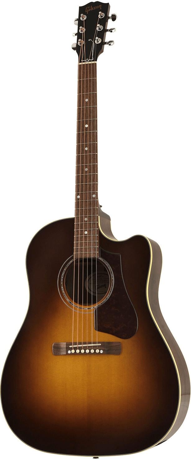 Gibson J-45 Walnut Burst Avant Garde