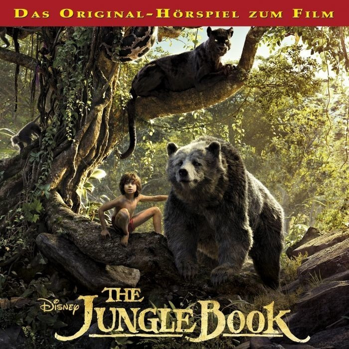 Disney The Jungle Book (Das Dschungelbuch) [Hör...