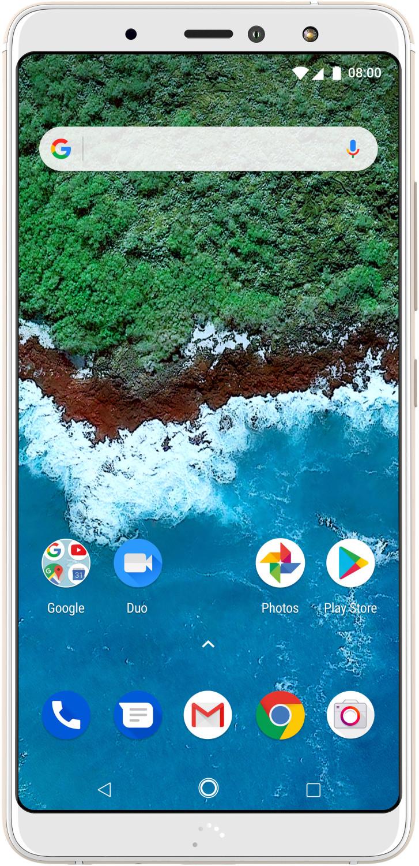 bq Aquaris X2 Pro 64GB glaze white
