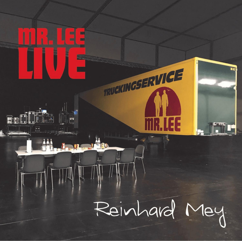 Reinhard Mey - Mr. Lee Live (CD)