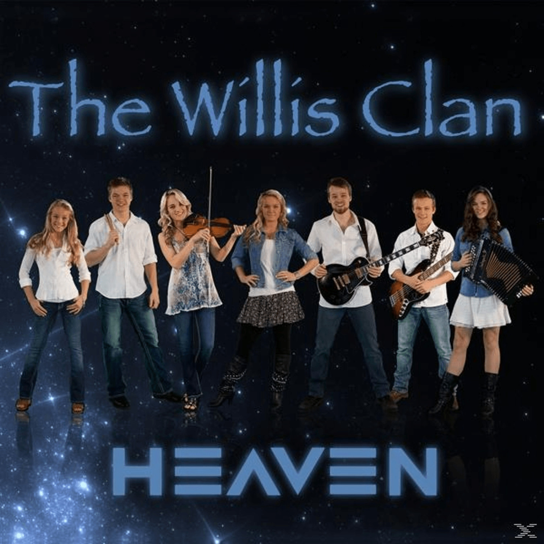 The Willis Clan - Heaven (CD)