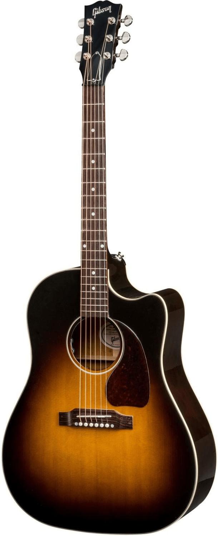 Gibson J-45 Cutaway 2018 Vintage Sunburst