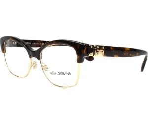 DOLCE & GABBANA Dolce & Gabbana Damen Brille » DG3272«, grau, 3120 - grau
