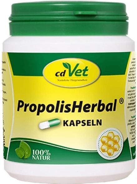 cdVet PropolisHerbal 100 Kapseln