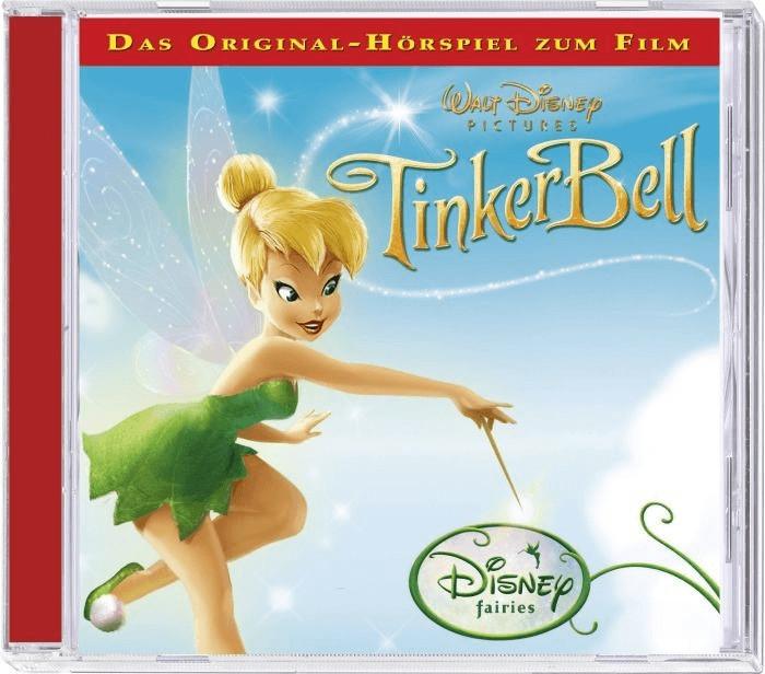 Tinkerbell [CD]