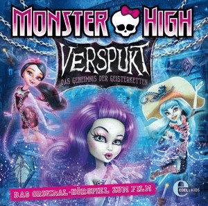Monster High - Verspukt [CD]