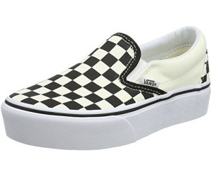 vans kariert slip on damen