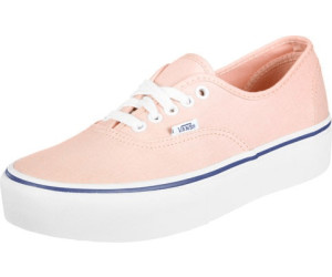 15dfa8b6db Buy Vans Authentic Platform 2.0 evening sand true white from £34.99 ...
