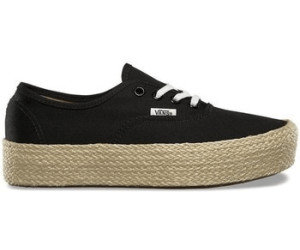 8f64194add6d Buy Vans Authentic Platform ESP black from £55.00 – Compare Prices ...