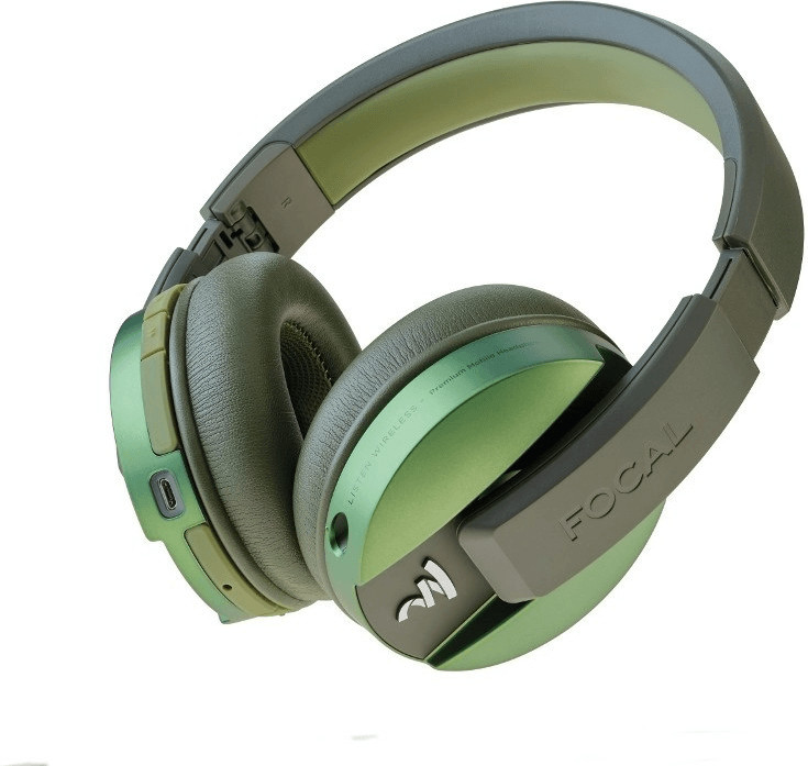 Image of Focal Listen Wireless (Olive)