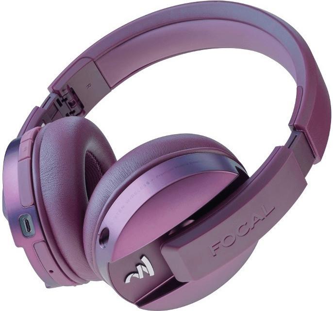 Image of Focal Listen Wireless (Purple)