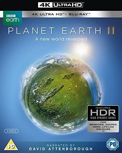Image of Planet Earth II (4K UHD) [Blu-ray] [2017]