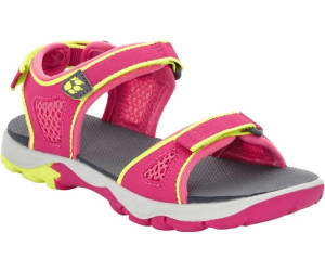 Jack Wolfskin - Acora Beach Sandal Girls - Sandalen Gr 28 rosa CHFKuwe