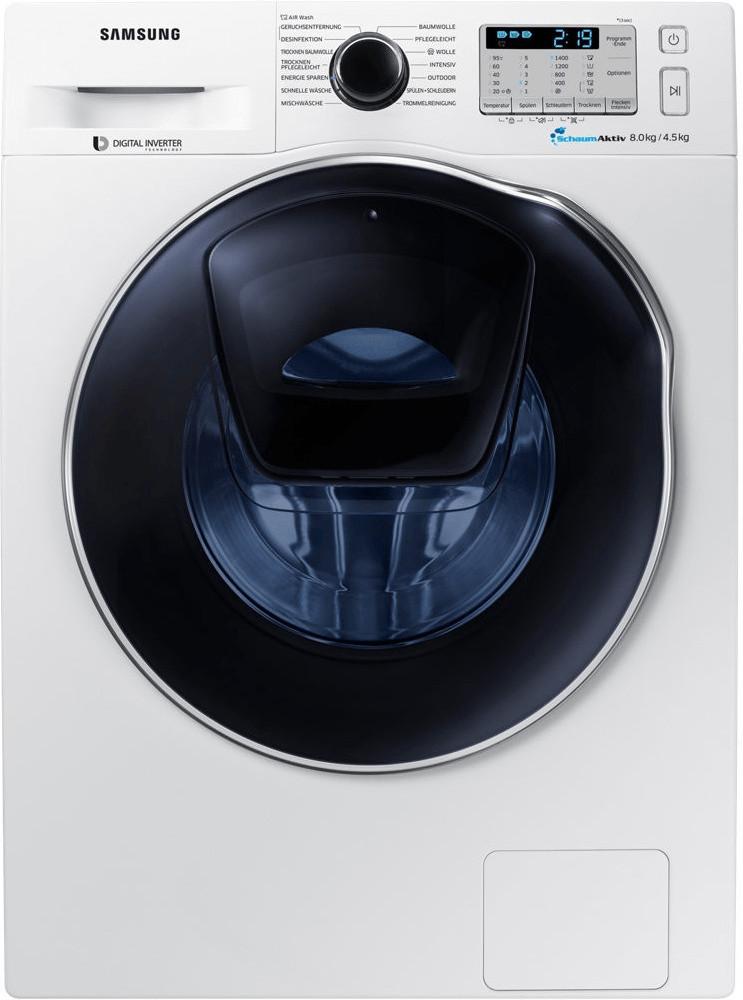 Samsung WD8XK5A03OW