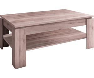 Trendteam Tisch Universal Eiche San Remo Dunkel (1100 112 95)