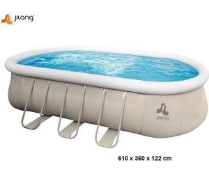 ce2ad737 Jilong Chinook Grey L - 17023EU (610 x 360 x 122h) a € 406,87 ...