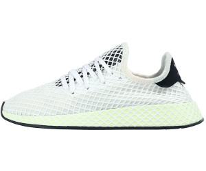 crecer primero Arrastrarse  Buy Adidas Deerupt Runner chalk white/core black/core black from £111.27  (Today) – Best Deals on idealo.co.uk