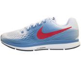 Nike Air Zoom Pegasus 34 Neutralschuh Herren Orange, Blau