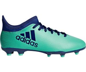 Adidas X 17.3 FG Jr aero greenunity inkhi res green ab 17