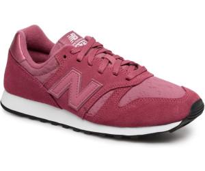 New Balance Womens Balance Pinkwhite Pink Sneaker
