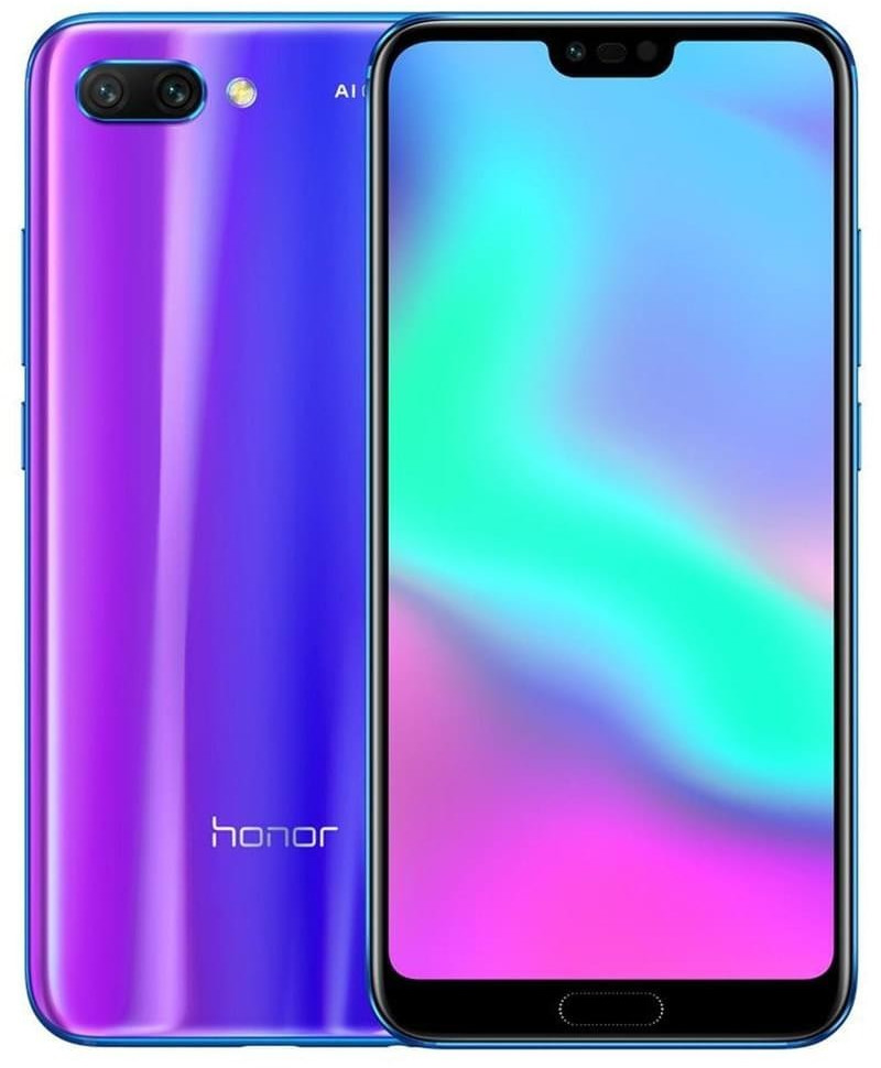 Image of Honor 10 128GB 4GB Phantom Blue