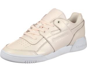 3bc7a9c7231 Reebok Workout Lo Plus Iridescent W pale pink white a € 54