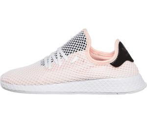 adidas deerupt runner bianco / nucleo nero / ftwr white au meilleur prix