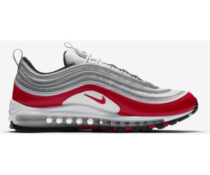 Nike Air Max 97 pure platinumblackwhiteuniversity red au