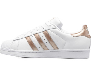 Buy Adidas Superstar W ftwr white cyber metallic ftwr white from ... 1358d0b0f