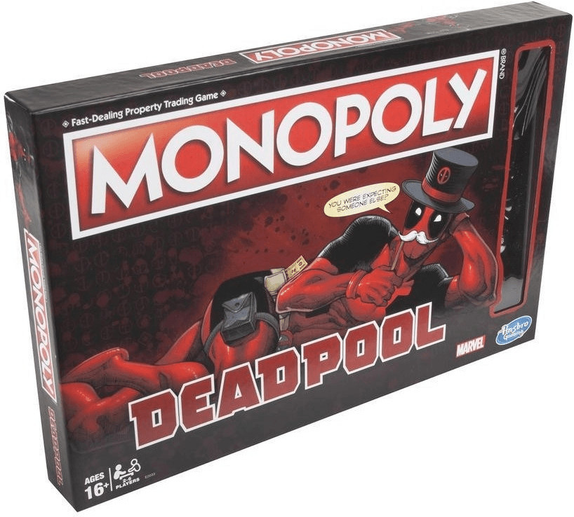 Monopoly Deadpool (E2033)