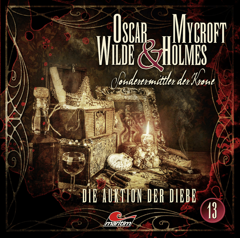 Oscar Wilde & Mycroft Holmes - 13: Die Auktion ...