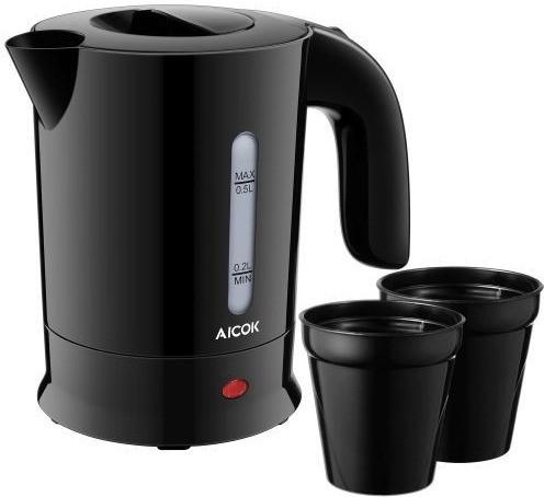 Aicok Mini-Wasserkocher KE7125-V
