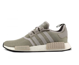 3ce96a59620ee Buy Adidas NMD R1 sesame chalk pearl ftwr white from £94.87 – Best ...