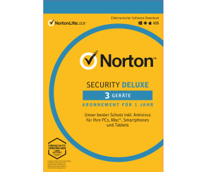 norton security deluxe - 5 devices review