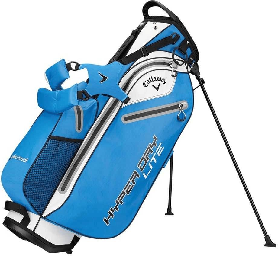 Callaway Hyper Dry Lite Standbag blue/black/silver