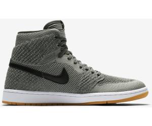 3d93db4309a6e9 ... clay green hyper cobalt gum yellow . Nike Air Jordan 1 Retro High  Flyknit