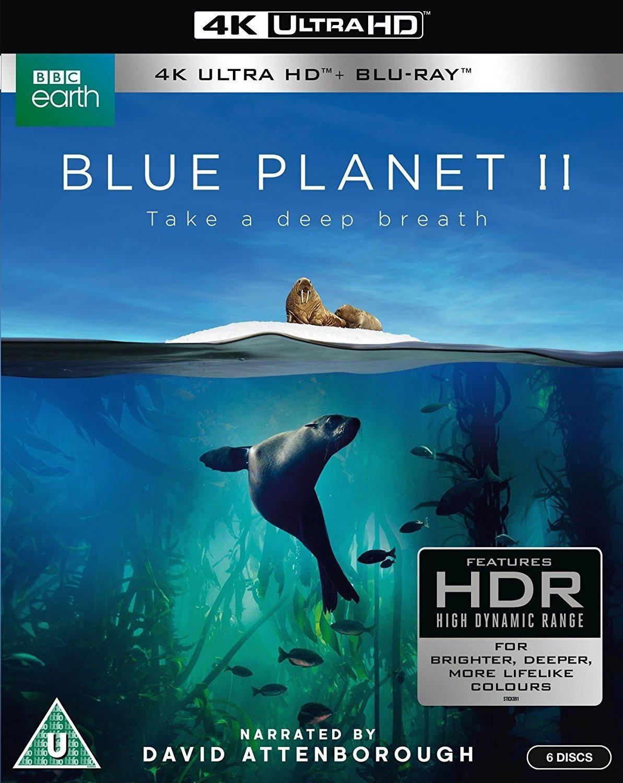 Image of Blue Planet II (4K UHD) [2017] [Blu-ray]