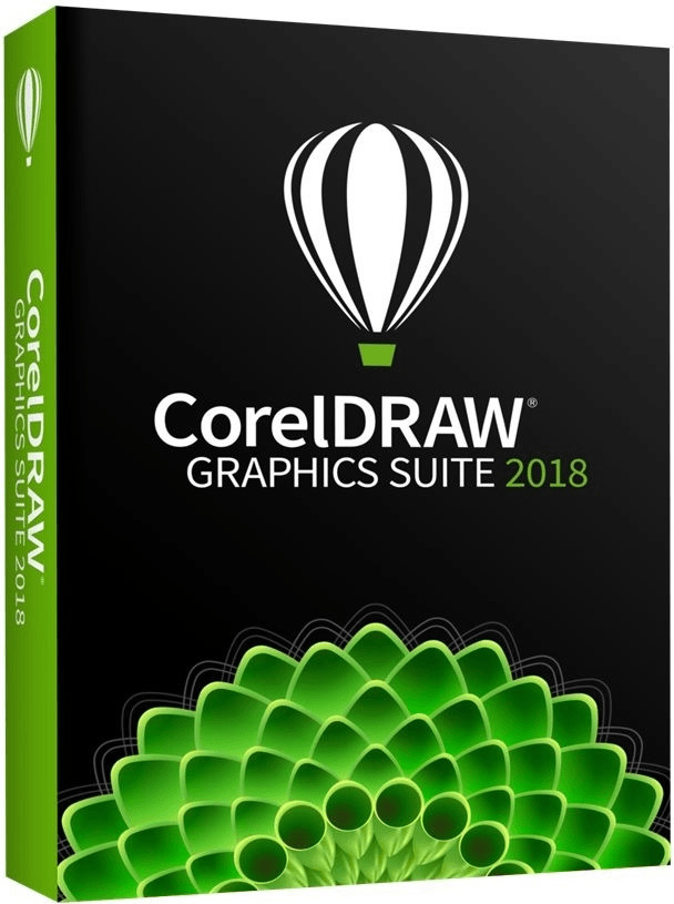 Corel CorelDRAW Graphics Suite 2018 (IT) (Box)
