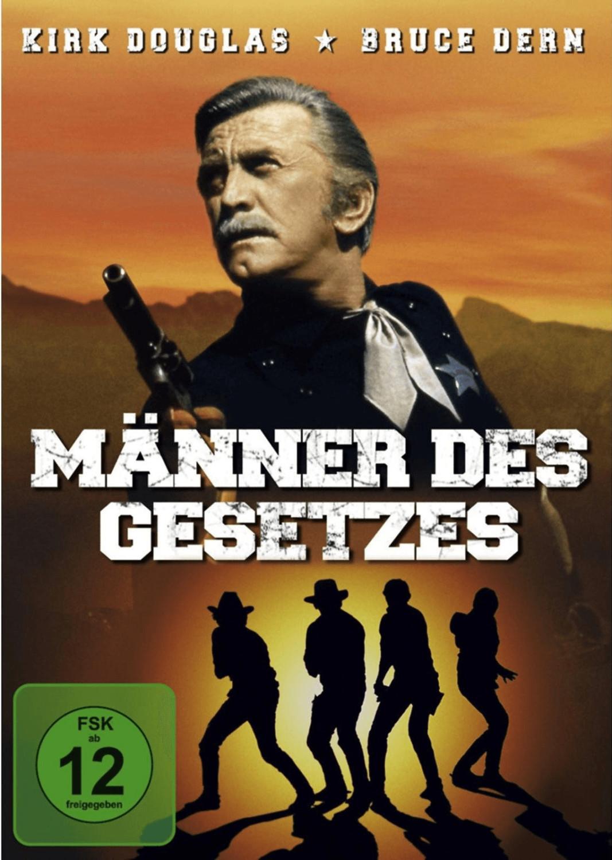 Männer des Gesetzes [DVD]