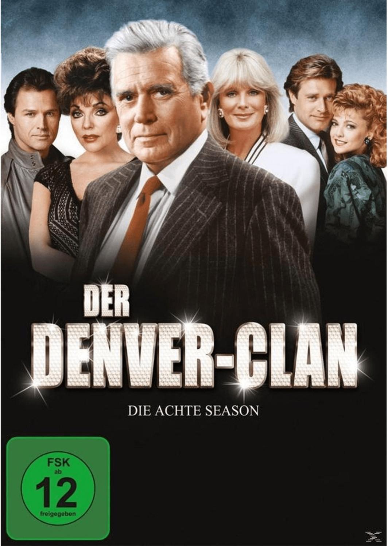 Der Denver-Clan - Die achte Season [DVD]