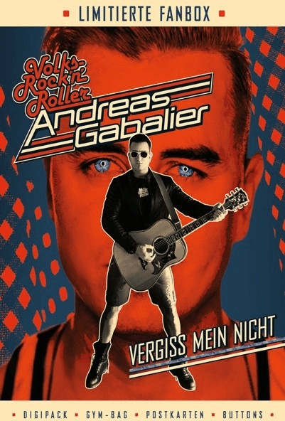 Andreas Gabalier - Vergiss mein nicht (Limitierte Fanbox) (CD)