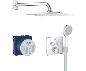 Grohe Grohtherm Smartcontrol Duschsystem Rainshower F Series 10