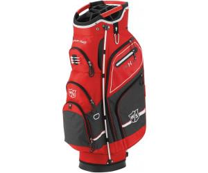 Wilson Nexus III Cartbag red/black