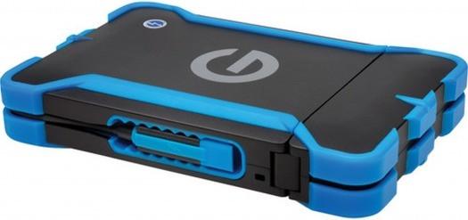 Image of G-Technology ev All-Terrain Case Thunderbolt