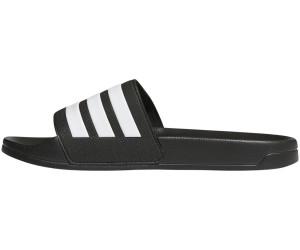 new arrival c0724 7ef89 Adidas Cloudfoam Adilette Slide core blackftwr whitecore black