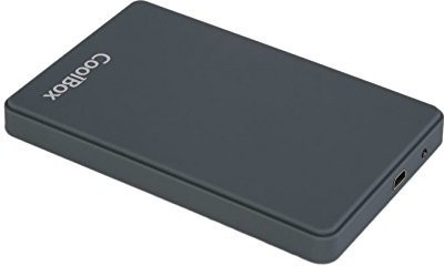 Image of CoolBox SlimColor 2543 grey