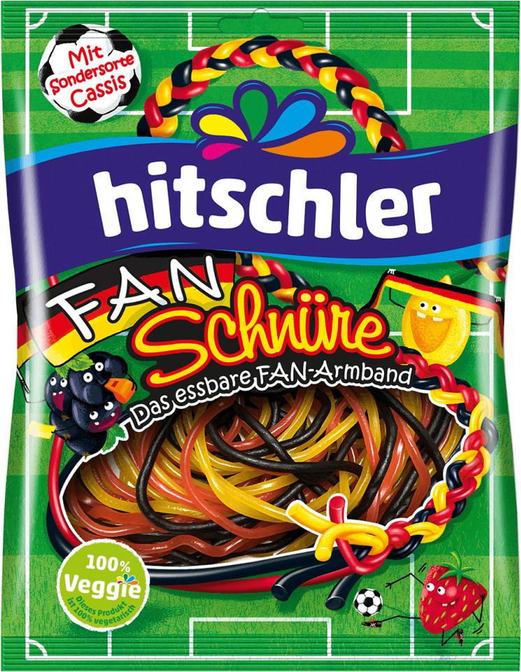 Hitschler Fan Schnüre 125g