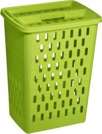 Rotho Wäschesammler SUNSHINE 40L grün