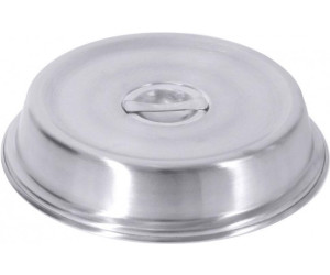 Contacto Edelstahl Tellerglocke, konische Form für Teller bis 22,9 cm