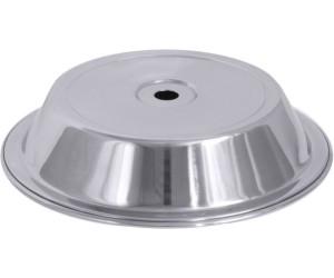 Contacto Edelstahl Tellerglocke, konische Form für Teller bis 24,3 cm